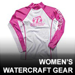 women's watercraft gear