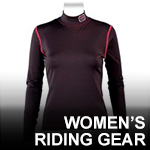 women's riding gear
