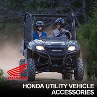Honda Utility Vehicle Accessories