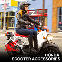 honda scooter oem accessories