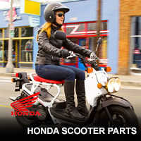 Honda Scooter Parts