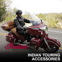 Indian Touring accessories