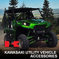 Kawasaki Utility Vehicle oem accessories