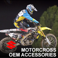suzuki motorcross oem accessories