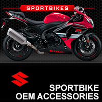 suzuki sportbike oem accessories
