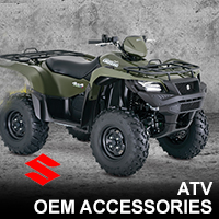 suzuki atv accessories