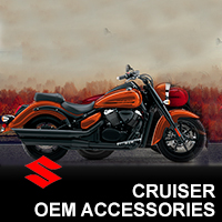 suzuki cruiser oem accessories