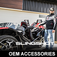 Polaris Slingshot oem accessories