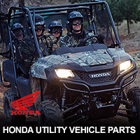 Honda Utility Vehicle Parts