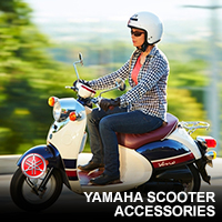 yamaha Scooter oem accessories